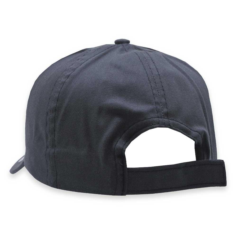 Boné Gratidão Aba Curva Original Caps Cinza