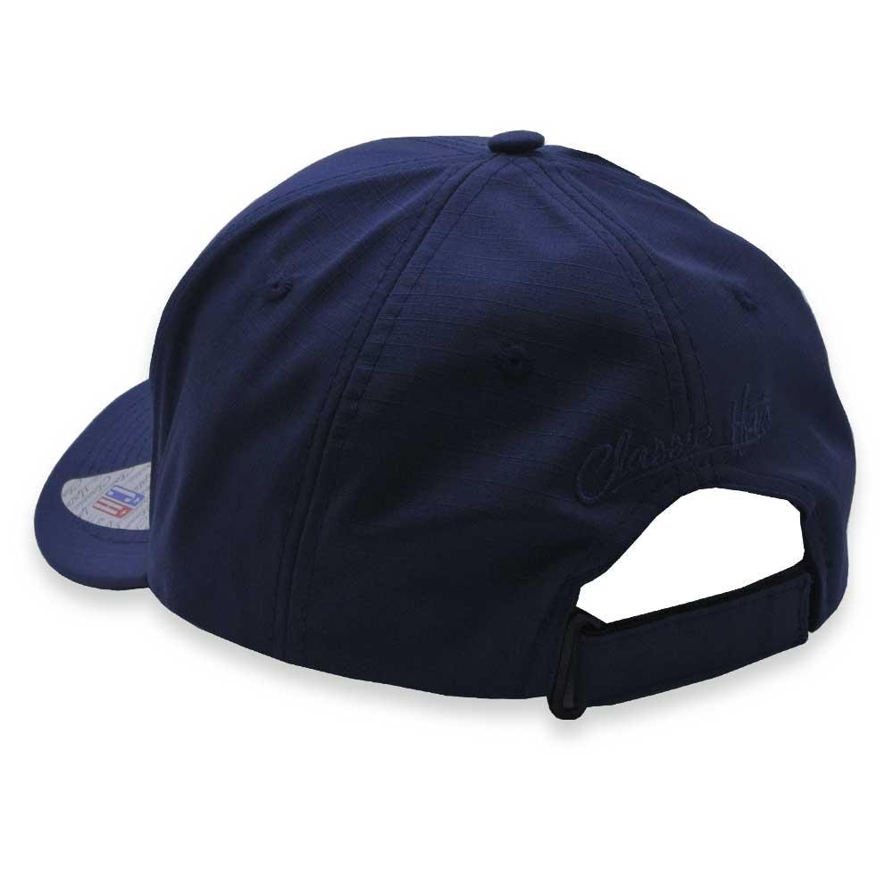 Boné Strapback Aba Curva Classic Hats New York Marinho