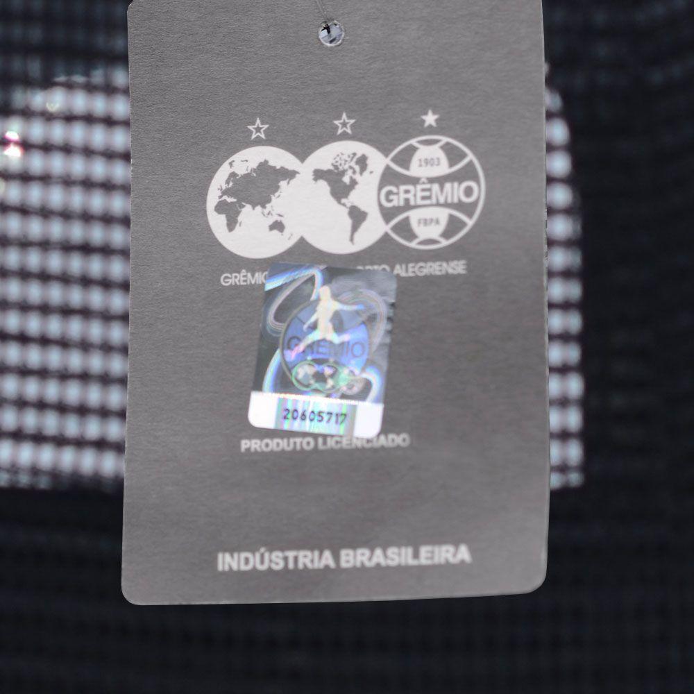 Boné Trucker Grêmio Renato Gaúcho 2 Aba Curva Original - Licenciado.