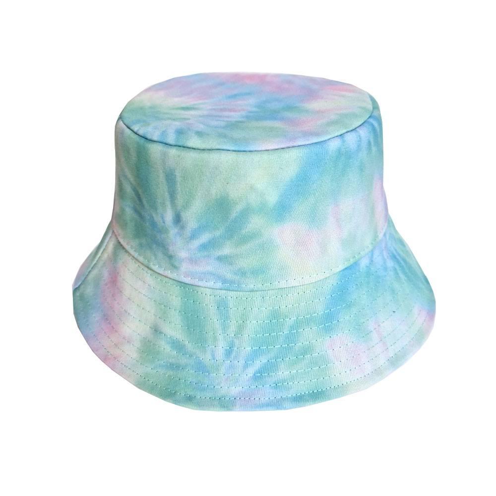 Chapéu Bucket Hat Tie Dye