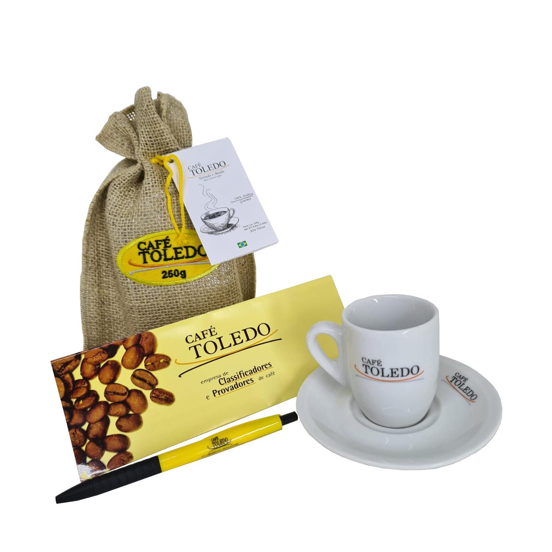 Kit Café Toledo Gourmet  - Café Toledo