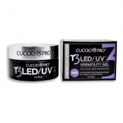 Gel Led / Uv T3 Cuccio Controlled Levelling 28g - Black Friday