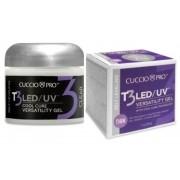 Gel Led /Uv T3 Cuccio Self Levelling 28g - Black Friday