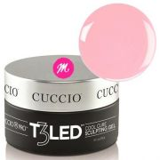 Gel para unhas Led Uv T3 Cuccio Controlled Levelling 56g
