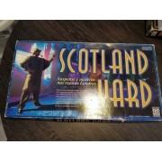 Jogo Antigo De Tabuleiro Grow Scotland Yard Incompleto