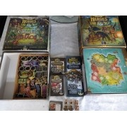 Jogo Heroes Of Land Air And Sea + Order And Chaos + 3 Pack