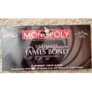 Jogo Monopoly James Bond 007 Collectors Edition Board Game