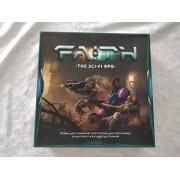 Jogo Tabuleiro Faith: The Sci-fi Rpg Kickstarter Novo Raro
