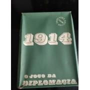 O Jogo Da Diplomacia 1914 Grow Completo - Nunca Usado