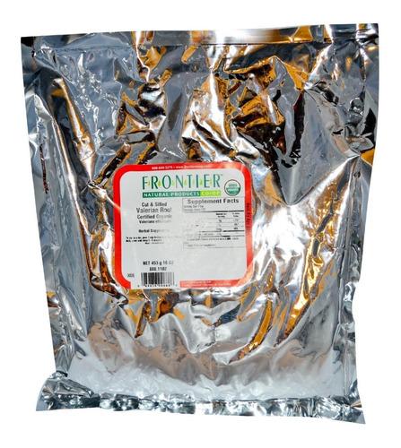 50g Valeriana Organica Qai - Certificado Usda Kosher