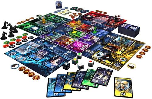 Boardgame Jogo Tabuleiro Ghost Stories Lacrado Raro Opp