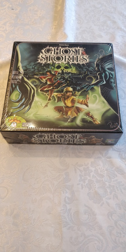 Boardgame Jogo Tabuleiro Ghost Stories Novo Raro Opp