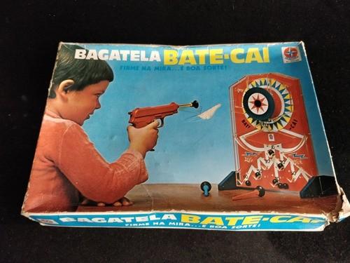 Brinquedo Estrela Bagatela Bate Cai Rarissimo Unico Dono