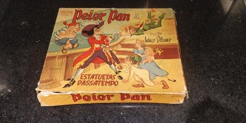 Brinquedo Jogo Tabuleiro Peter Pan Coluna Anos 60 Raro
