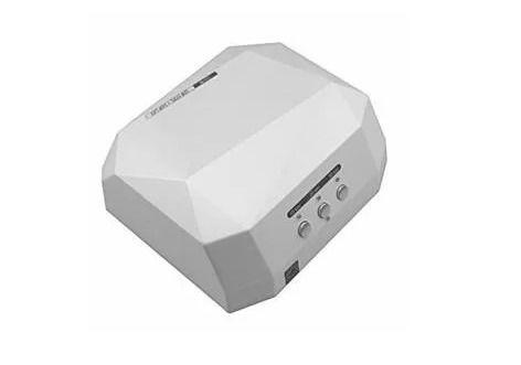 Cabine Estufa Unha Forno Uv Led Sensor 36w Fibra Acrygel
