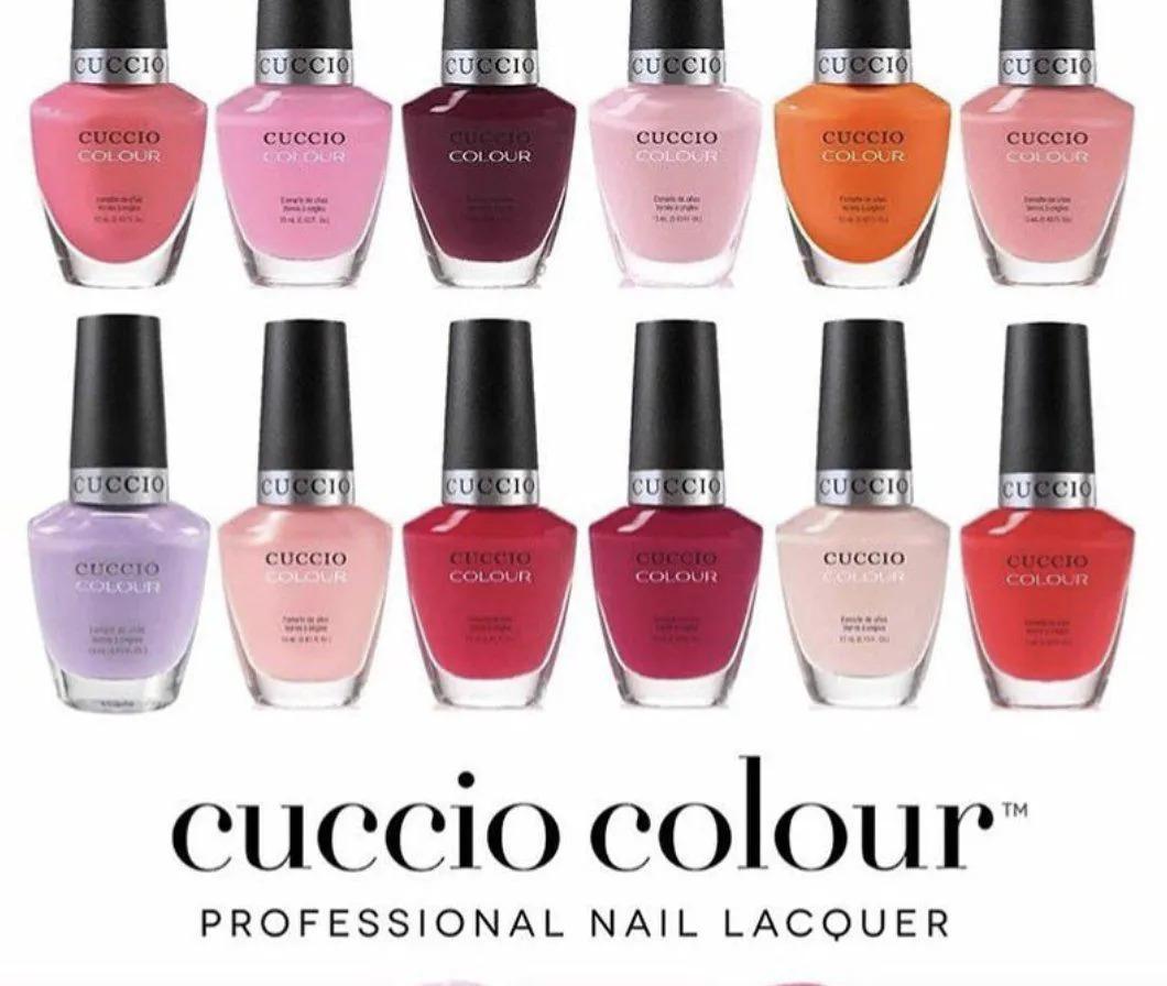 Esmalte Cuccio Colour (normal)