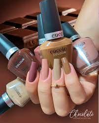 Esmalte Cuccio Colour (normal) - Coleção Chocolat
