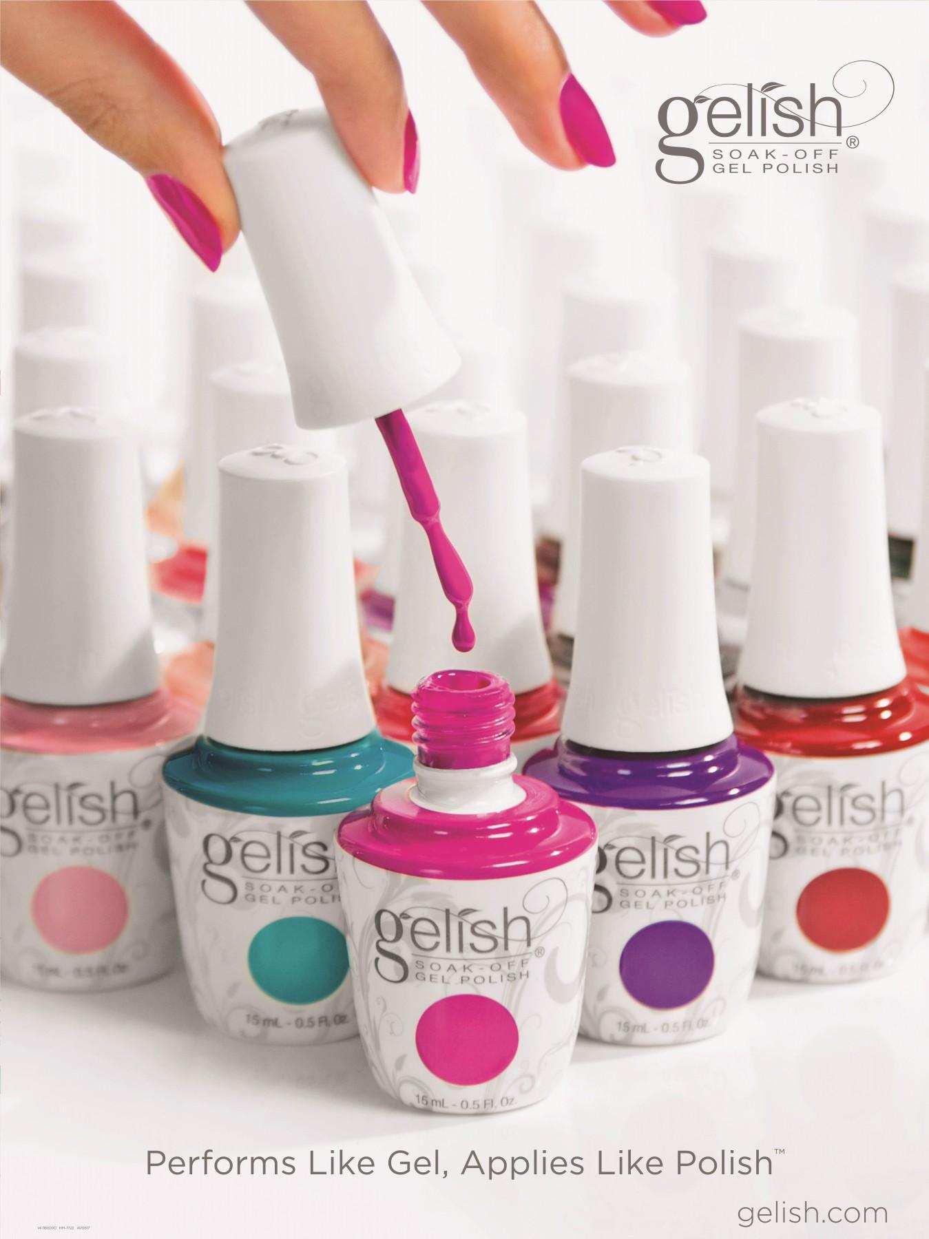 Esmalte Gel Gelish - 15ml