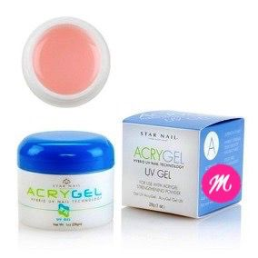 Gel para unhas Acrygel Star Nails 28g