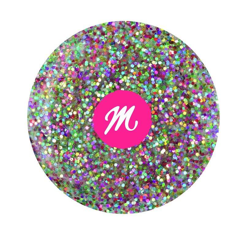 Gel para unhas Led Uv T3 Cuccio Sparkle 7g Glitter - Black Friday