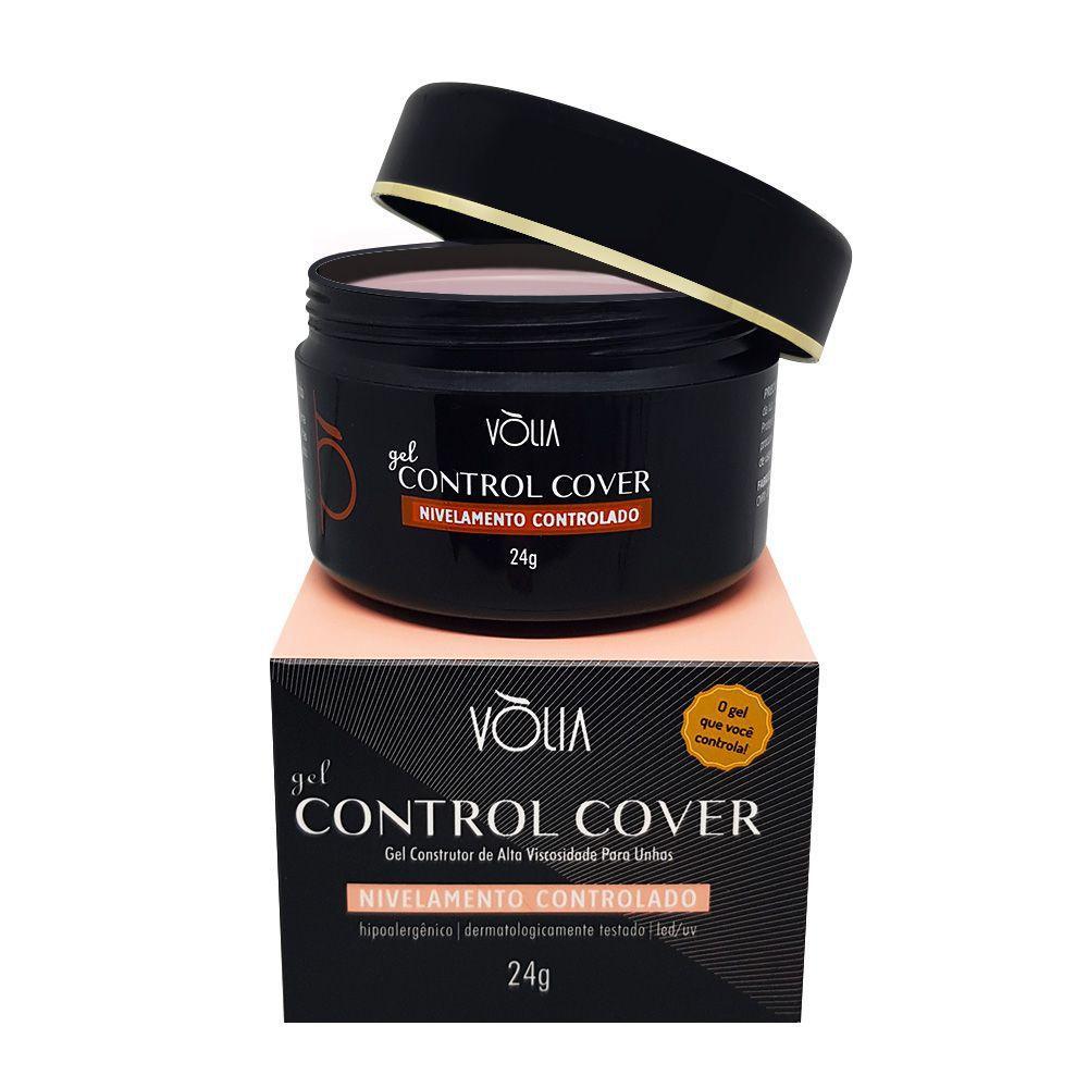 Gel para unhas Control Cover Volia - 24g - Frete Grátis