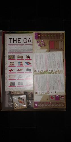 Jogo De Tabuleiro Boardgame The Gallerist Vital Lacerda Novo