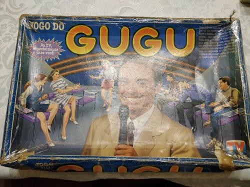 Jogo Do Gugu Tv Game Tabuleiro Anos 90 Raro (falta 2 Cartas)