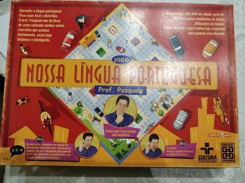 Jogo Nossa Lingua Portuguesa Grow 100% Completo Único Dono