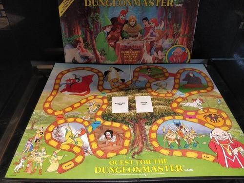 Jogo Rpg Quest Dungeonmaster Caverna Do Dragão Novo Completo