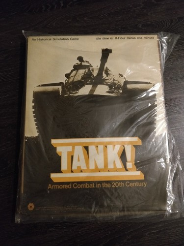 Jogo Wargame Tank! Armored Combat In The 20th Century