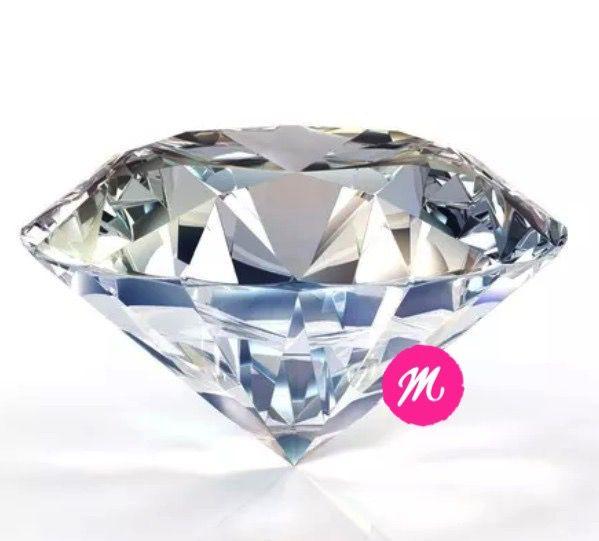 Diamante Decorativo para fotos Unha