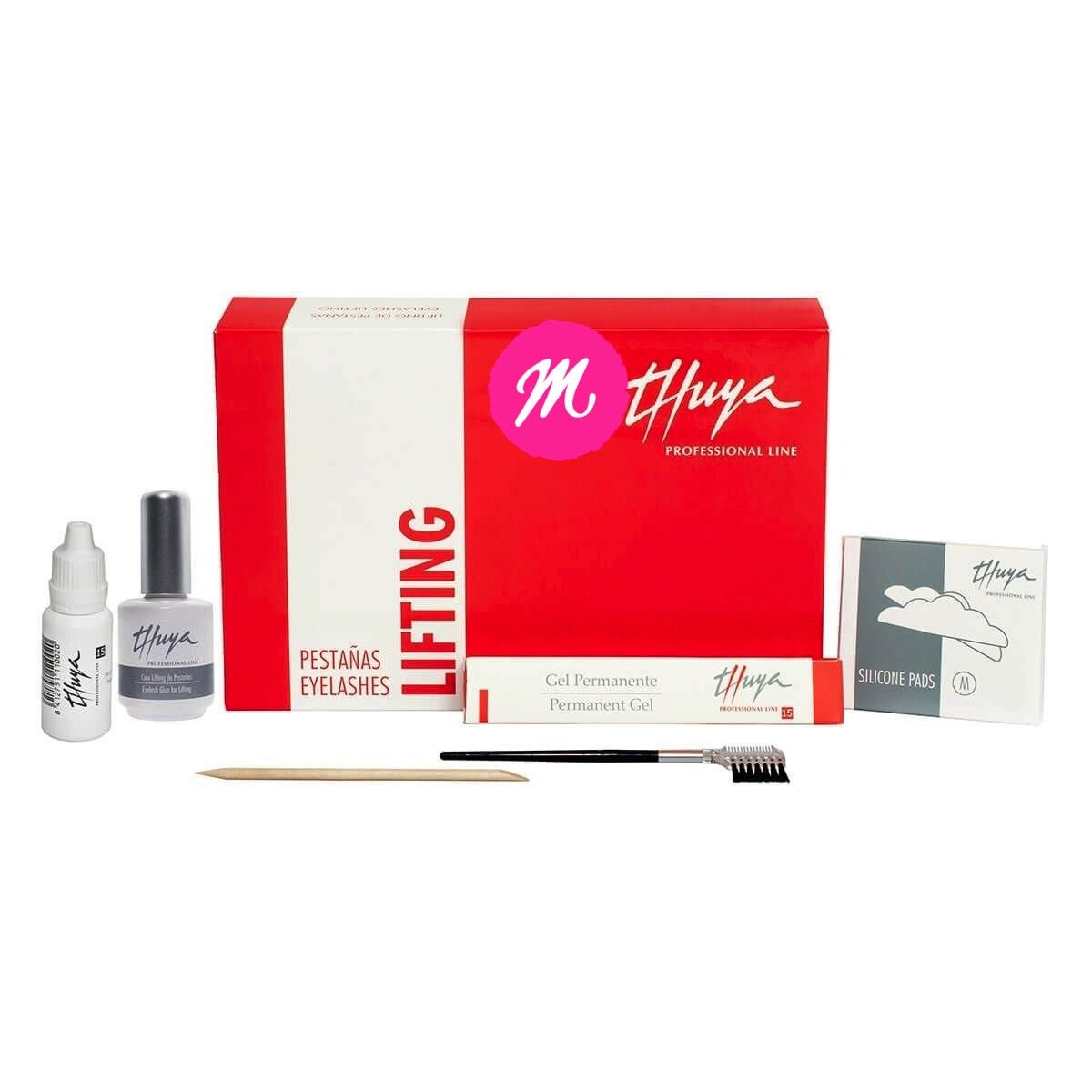 KIT LASH LIFTING THUYA