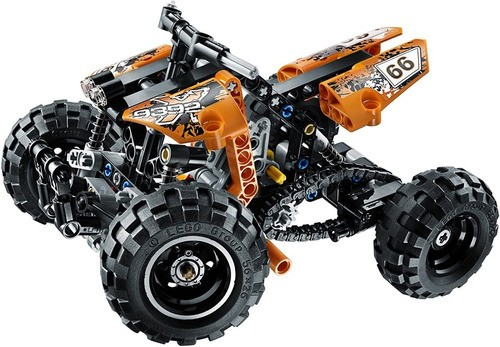 Lego Technic 9392 Novo Com Manual ( Sem A Caixa )
