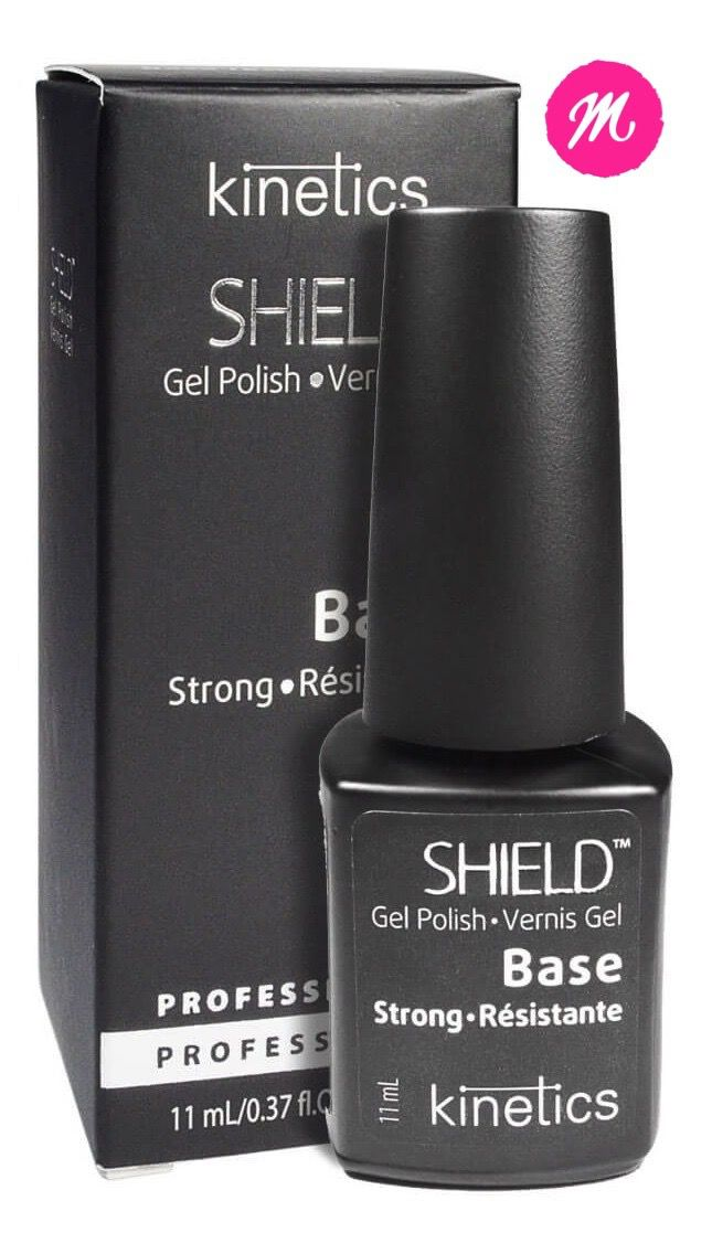 Base Kinetics Shield Gel Polish 11ml ( Quick - Strong - Coat )