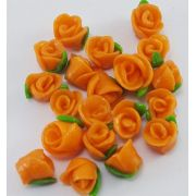 Rosas 4D de Resina