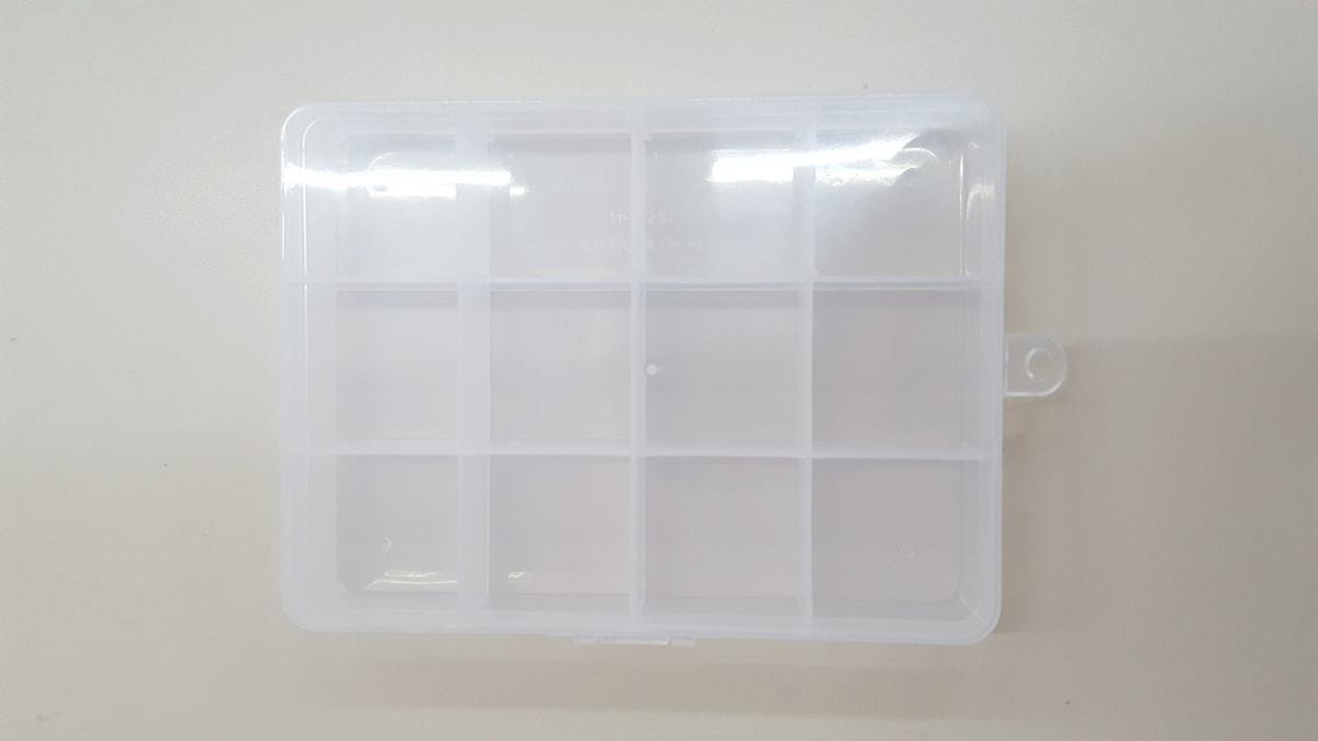 Caixa Organizadora 9,5cm x 13cm
