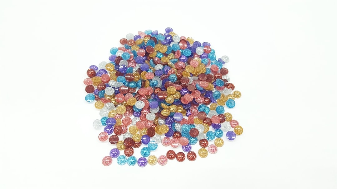 Domme Glitter Korean 4mm