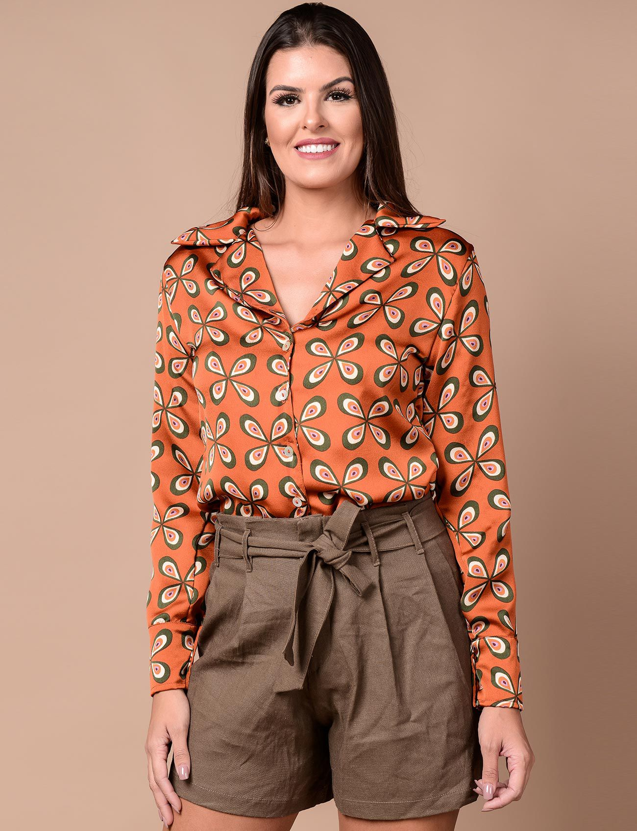 Camisa Butterfly