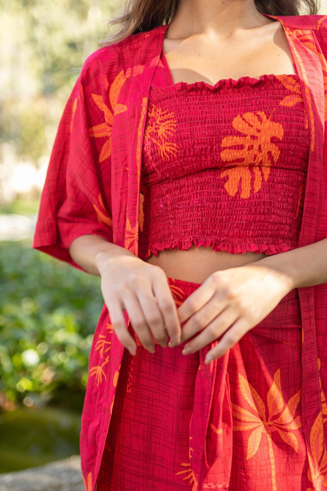 Kimono Liz