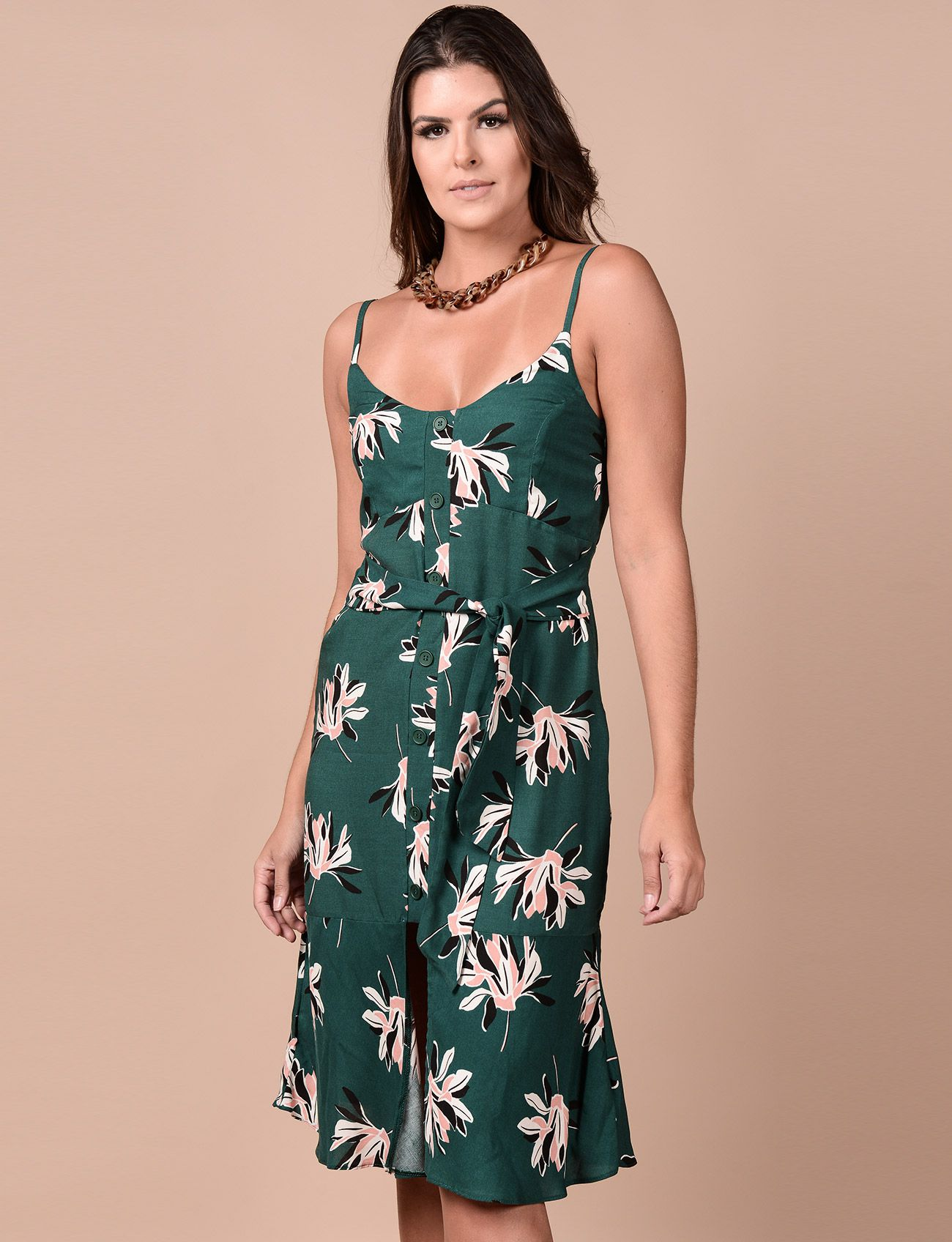 f88b0408d Vestido lírios - Hipnox   Moda Feminina Carioca Online