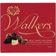 Chocolate Importado Walkers 240g
