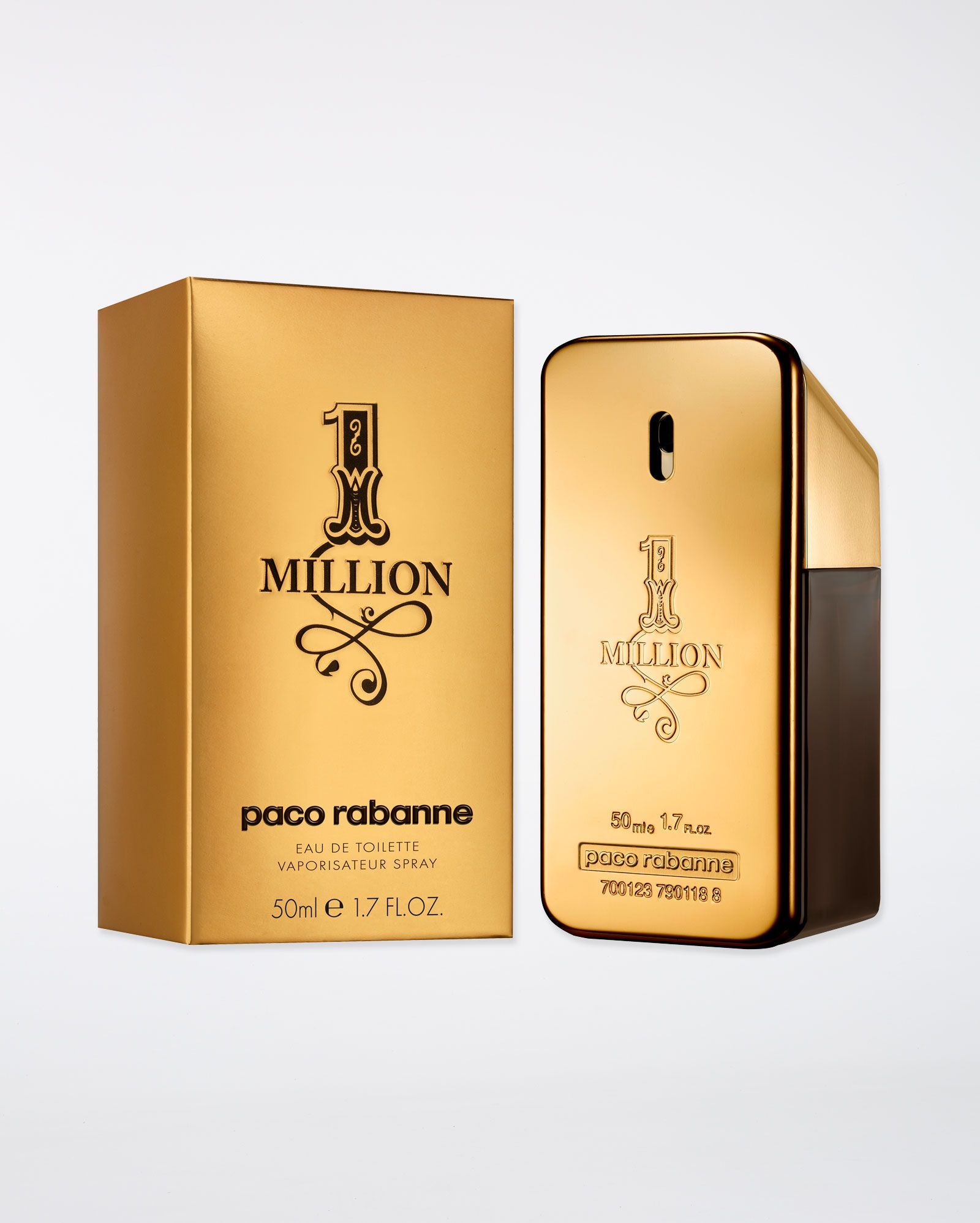 1 Million Paco Rabanne Masc Eau de Toilette 50ml