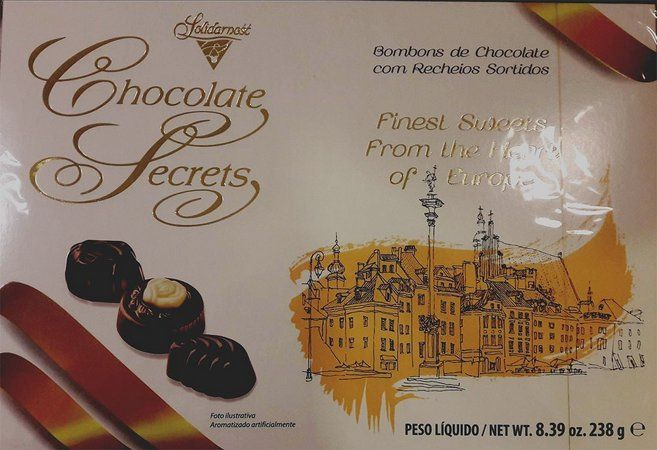 Chocolate Secrets Importado