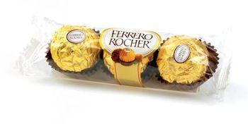 Ferrero Rocher (3 unid)