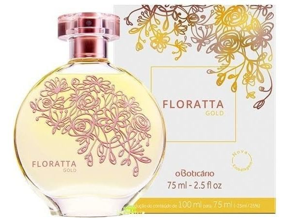 Perfume Floratta In Gold 75ml