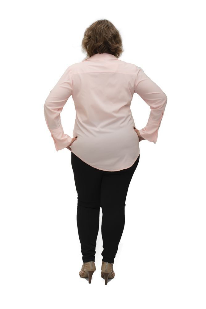 Camisa Plus Size