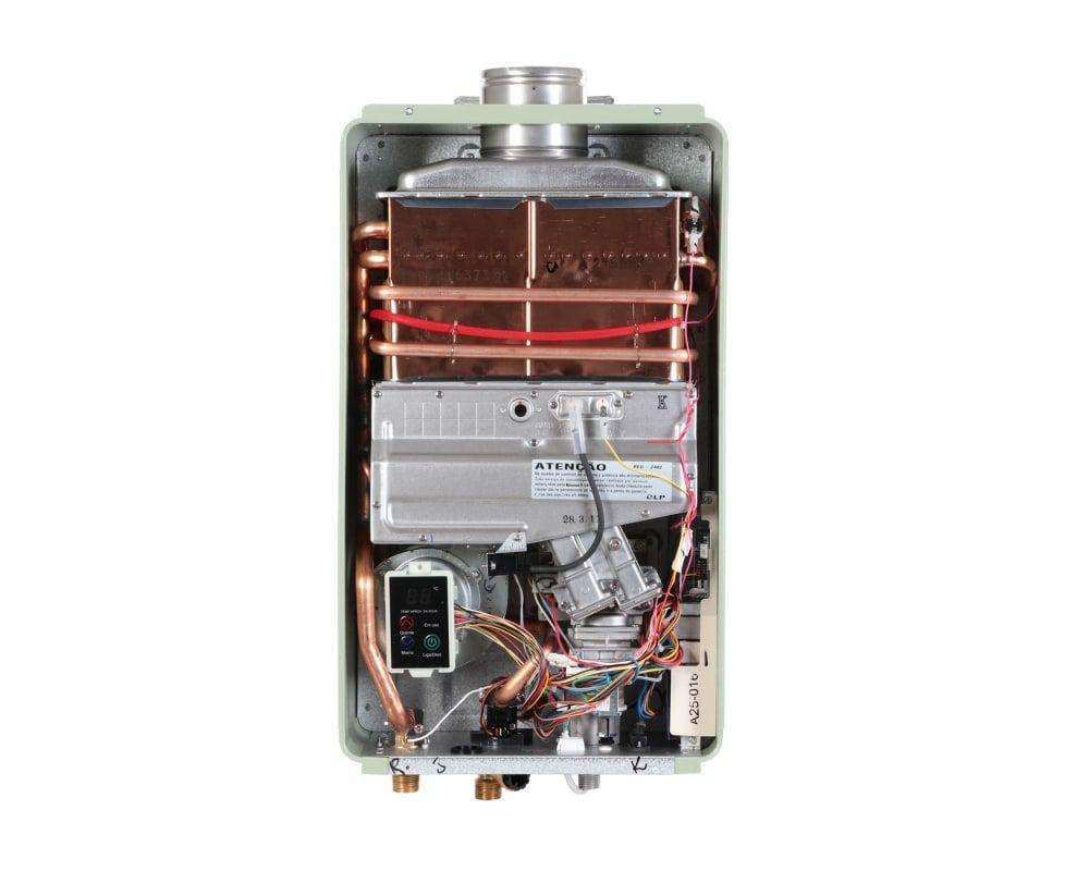 Aquecedor Rinnai Reu 2402 FEH - 32,5 litros