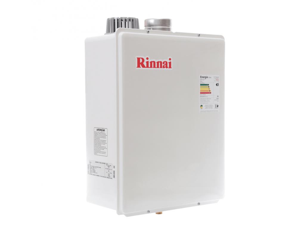 Rinnai e420 -42 litros com Instalação - Grande São Paulo