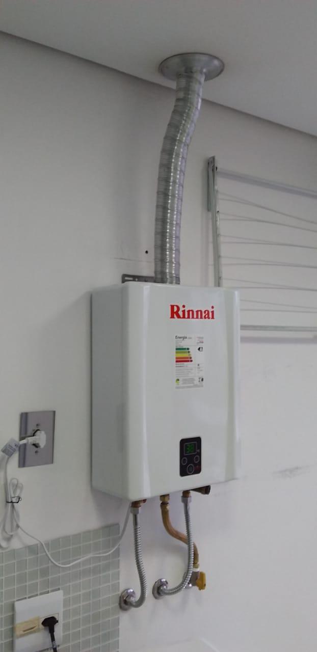 Rinnai e21 com Instalação somente São Paulo