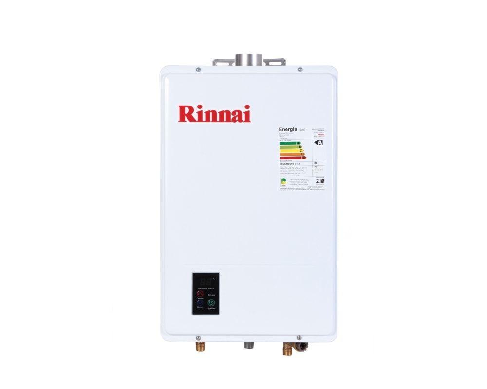 Rinnai Reu 1602  22,5 Litros - Gás de Botijão - Glp